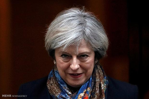 نخست وزیر انگلیس عید نوروز را تبریک گفت