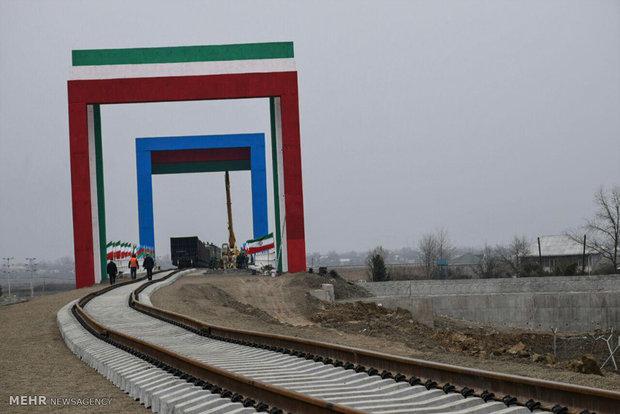 İran-Azerbaycan treninin deneme aşaması