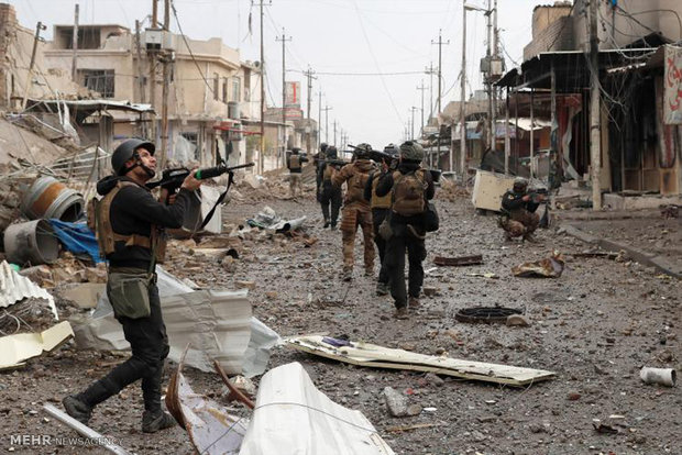 Iraqi forces liberate Mosul police department from ISIL