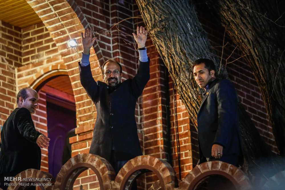 Non Muslim Perspective On The Revolution Of Imam Hussain: Iranian House Of Cinema Celebrates Asghar Farhadi's Oscar