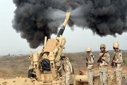 توپخانه های یمن