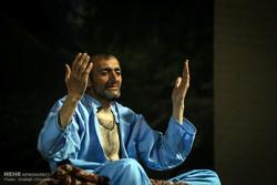 عزاداری ایام شهادت حضرت زهرا (س) در هیئت گرم خانه خاوران