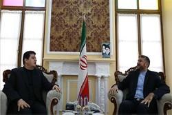 Terrorists' presence at peace talks 'perilous'