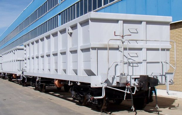 Iran, Russia to build 6,000 freight cars