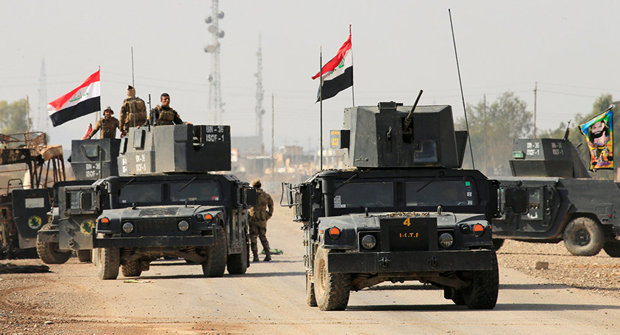 Military operation in west Mosul displaces over 45,000 in week