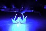 فیلم/ ساخت اشکال سه بعدی هوشمند با نور