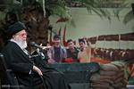 غرفه پایگاه حفظ و نشر آثار رهبر معظم انقلاب دراهواز راه اندازی شد