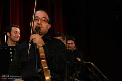 کنسرت ارکستر فیلارمونیک کردستان