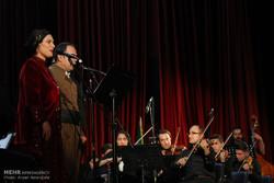 Senendec'de filarmoni orkestrası konseri