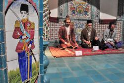 حمام تاریخی و موزه چهار فصل اراک جلوه اصیل هنر معماری ایران