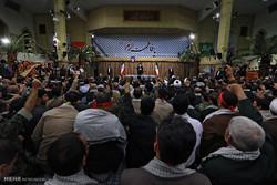 Leader receives officials of Rahian-e Noor pilgrimage