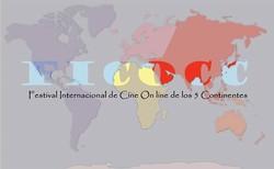Festival Internacional de Cine On-Line de los 5 Continentes