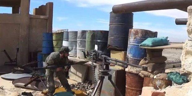 Syrian army retakes several buildings in Daraa al-Balad