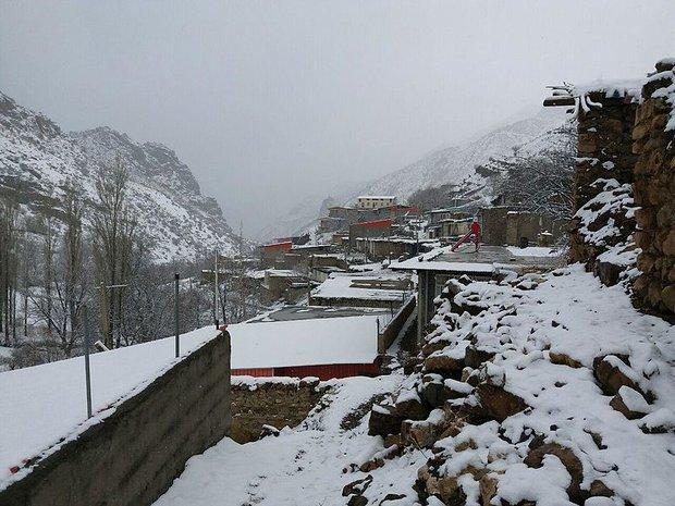 کوهرنگ دومین قطب پر بارش کشور است