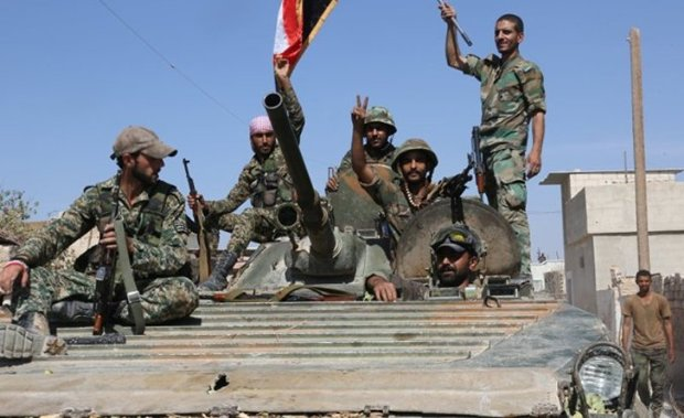 Syrian army destroys Nusra positions in Hama, Daraa