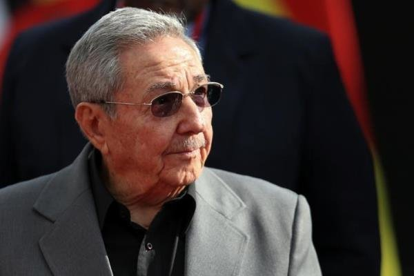 Raul Castro confirms he is resigning as head of Cuba's Communist party