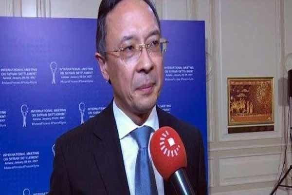 Suriye konulu 5. Astana toplantısı sona erdi