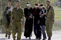 گزارش تکاندهنده از اسارت زنان فلسطینی توسط صهیونیستها
