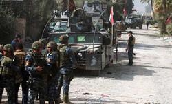 صور مباني المجمع الحكومي بالموصل بعد التحرير