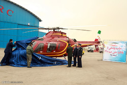 Iran unveils indigenous helicopter