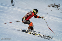 برترین های اسکی آلپاین کشور مشخص شدند