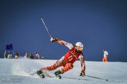 مسابقات قهرمانی کشور و انتخابی تیم ملی اسکی در پیست فارس