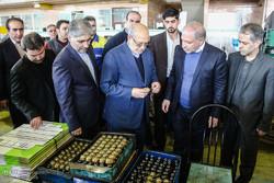سفر  وزیر صنعت ، معدن و تجارت به تبریز