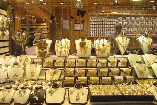 سارق طلا فروشی