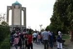 بازدید بیش از ۳۷۳ هزار نفر از جاذبههای گردشگری همدان