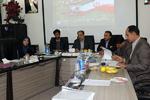 بازدید رئیس هیئت نظارت بر انتخابات شوراها از فرمانداری تهران