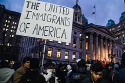عقب نشینی آمریکا از تجدیدنظر در خصوص فرمان مهاجرتی «ترامپ»