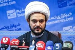 اكرم الكعبي يدين حصار آل خليفة لاية الله عيسى قاسم