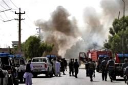 انفجار در بیمارستانی نظامی در کابل