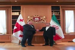 تقدیم استوارنامه سفیر جدید ایران به رئیس جمهور گرجستان