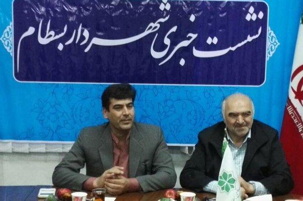 محمد علی یعقوبیان شهردار بسطام