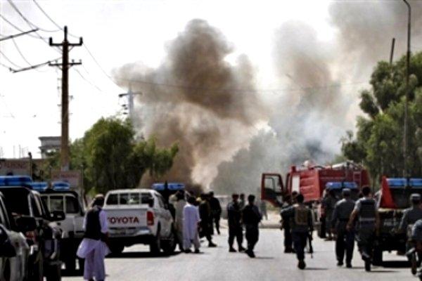 انفجار واشتباكات في مستشفى عسكري في كابول