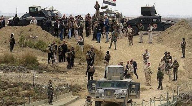 القوات العراقية تعلن تحرير قرى الريحانية القديمة والجديدة وغزيلوة