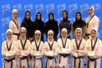 Female taekwondo team collect four medals in Africa