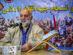 نظر علی علیزاده دبیر جبهه مردمی