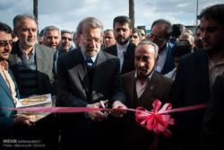 İran Meclis Başkanı'nın Simnan ziyareti