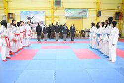 بانوان کاراته کا لرستانی ۲۴ مدال در مسابقات کشوری کسب کردند