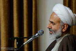دیدار حجت الاسلام علی محمدی رئیس سازمان اوقاف و امور خیریه با مراجع عظام قم