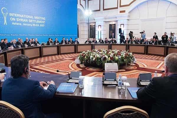 إيران وروسيا وتركيا تدرس مسودة قرار تقضي بوقف التصعيد في سوريا