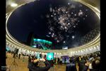 """مبنى """"انتظار"""" فِناء ثقافي لاستراحة طهران في """"ولي عصر"""""""