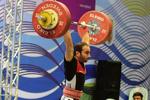 صدرنشینی تیم بیمه رازی در هفته نخست لیگ وزنهبرداری