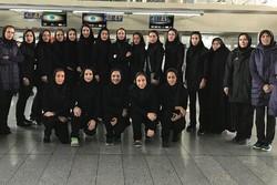 المنتخب الوطني لكرة اليد النسوية يغادر الى كوريا الجنوبية