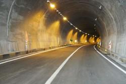 پروژه تونل انقلاب سنندج افتتاح شد