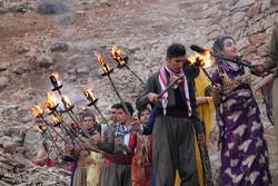 Kürdistan eyaletinde Nevruz bayramı