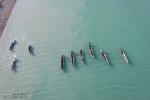Houri boat tournament in Qeshm