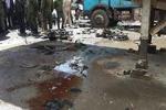 انفجارهای تروریستی در نزدیکی مقبره باب الصغیر دمشق